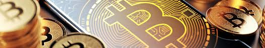 Bitcoin BTC Australia banner with Smartphone