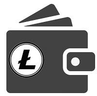 Litecoin core wallet logo